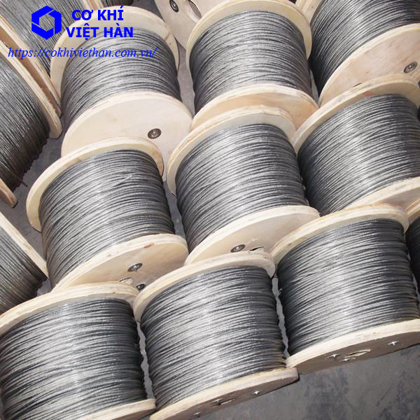 Dây cáp inox 304 / stainless steel cable