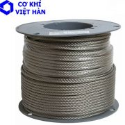 Dây cáp inox 4mm / stainless steel cable