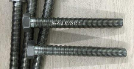 Bulong inox 304 M22 x 180mm